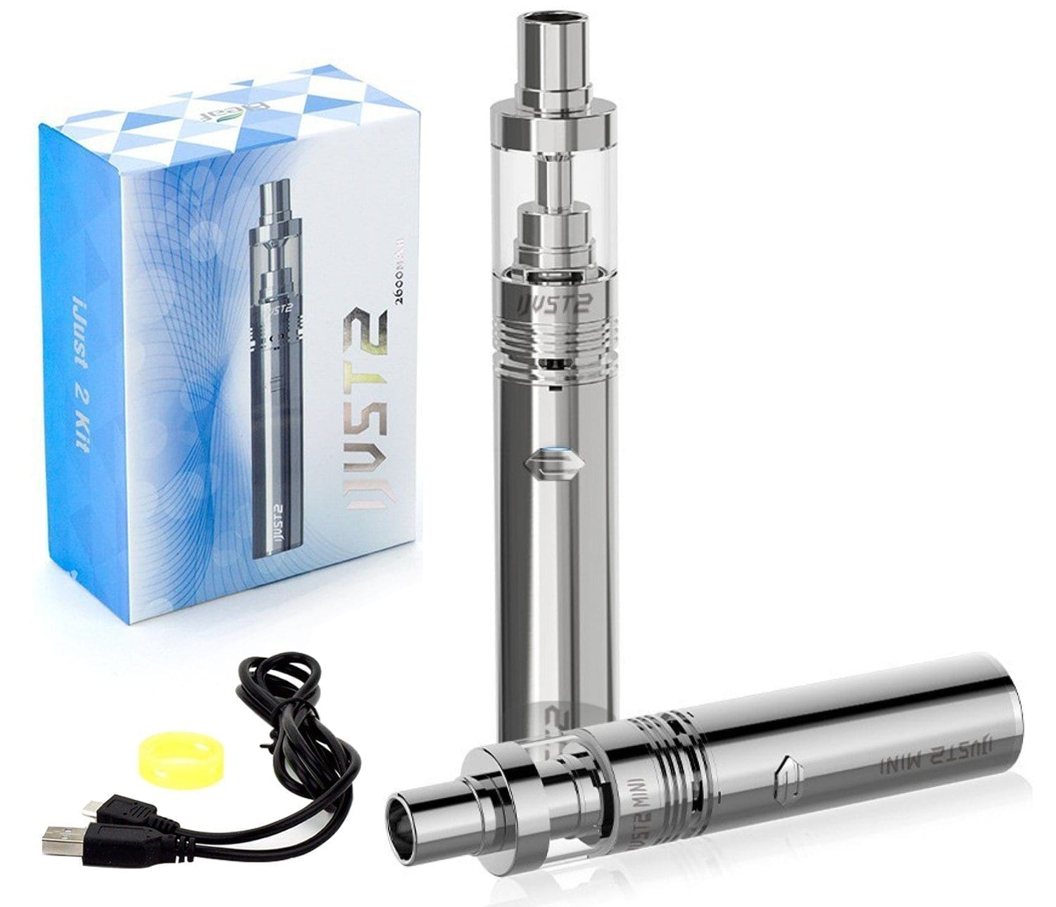 Eleaf iJust 2 Starter Kit 2600mah Evapour 5.5ml Tank