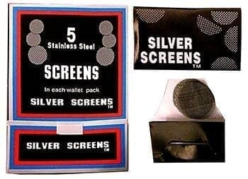 Stainless Steel Screens (5 pieces)