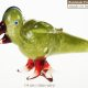 3G Green Parrot Pipe