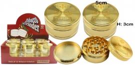 Gold Bar Muller 3 Piece