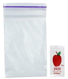 Plastic Bag 76mm X 51mm