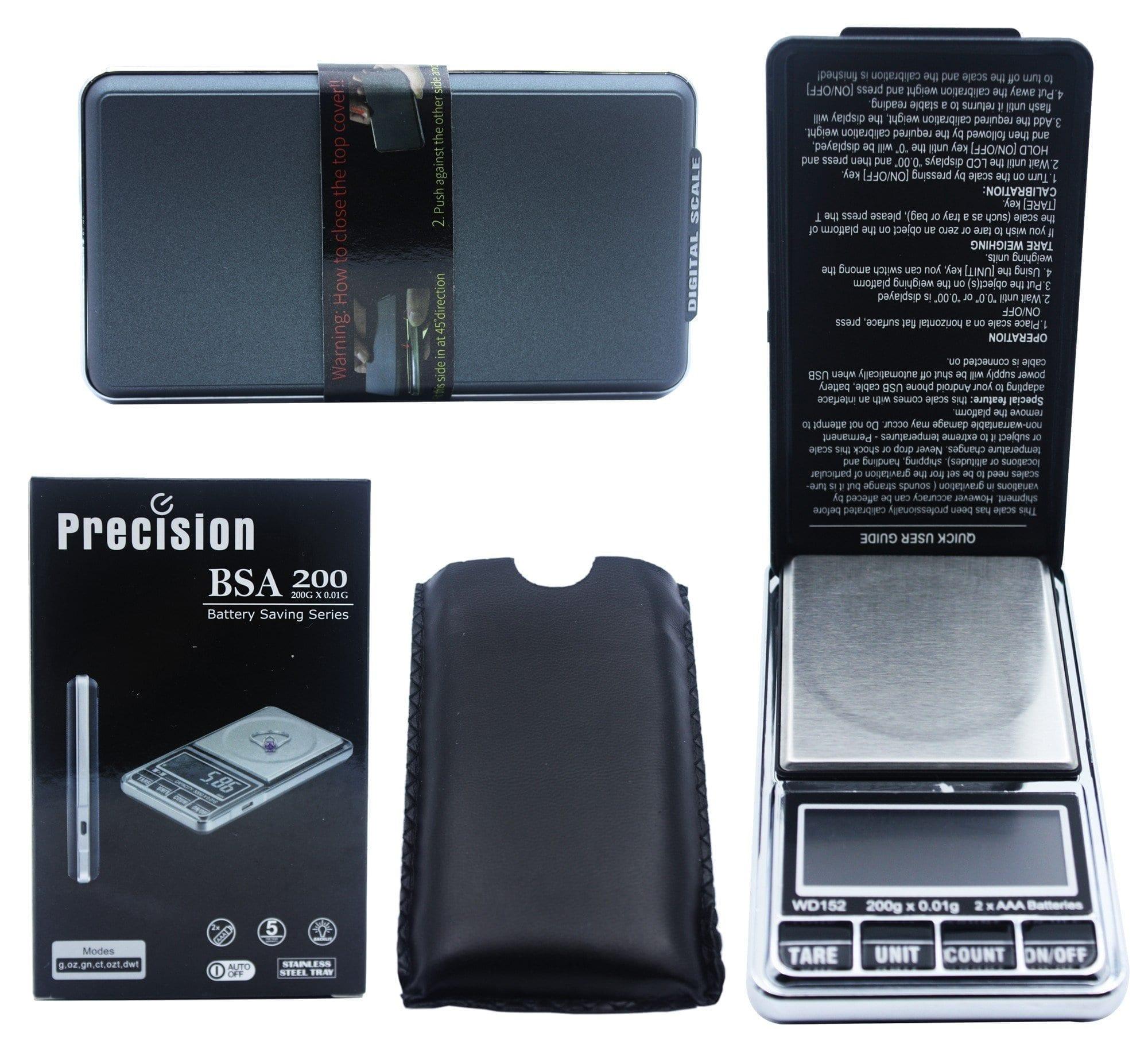 Precision BSA 200g X 0.01g