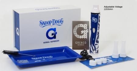 Snoop Dogg G Pro Vape Pen (2200 MAH)