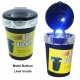 Led Butt Bucket With Lid