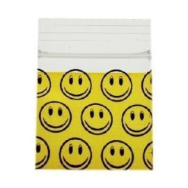 Smiley Face Bag  25mm x 25mm