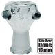 19mm Slip Over Cone