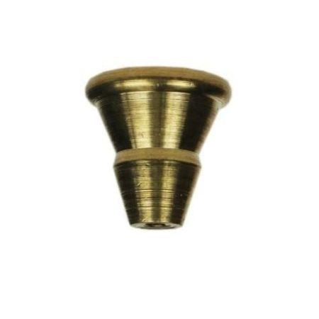 Large Slip In Cone Brass