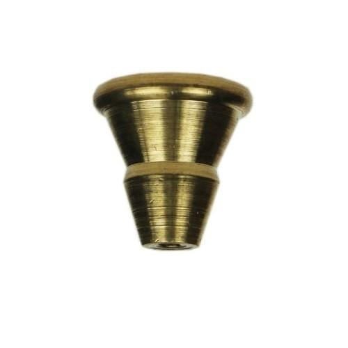 Large Slip In Cone Brass
