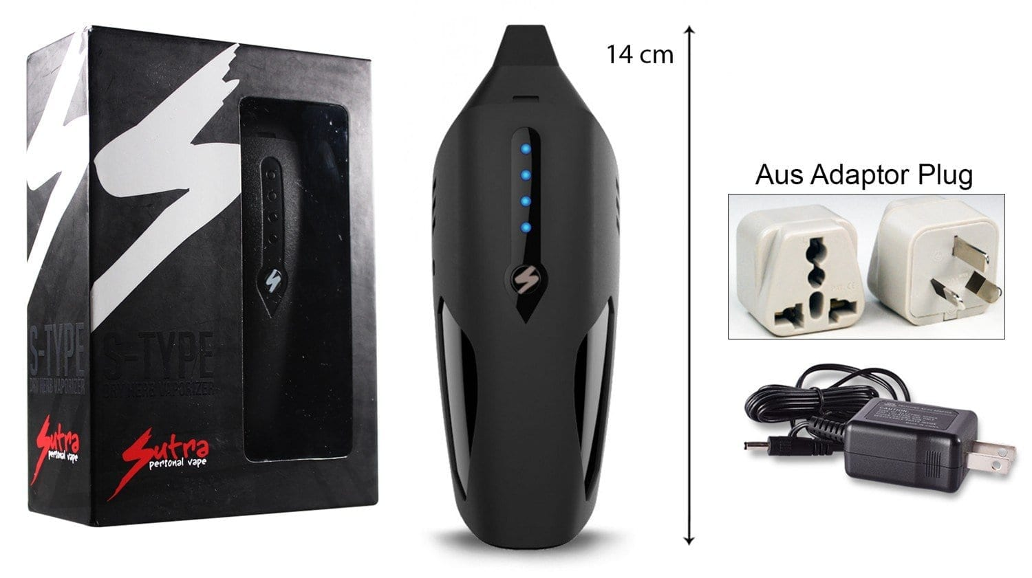 Sutra S-type Dry Herb Vaporizer