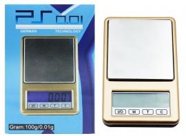 Precision German Tech Gold Series Scale 100g X 0.01g