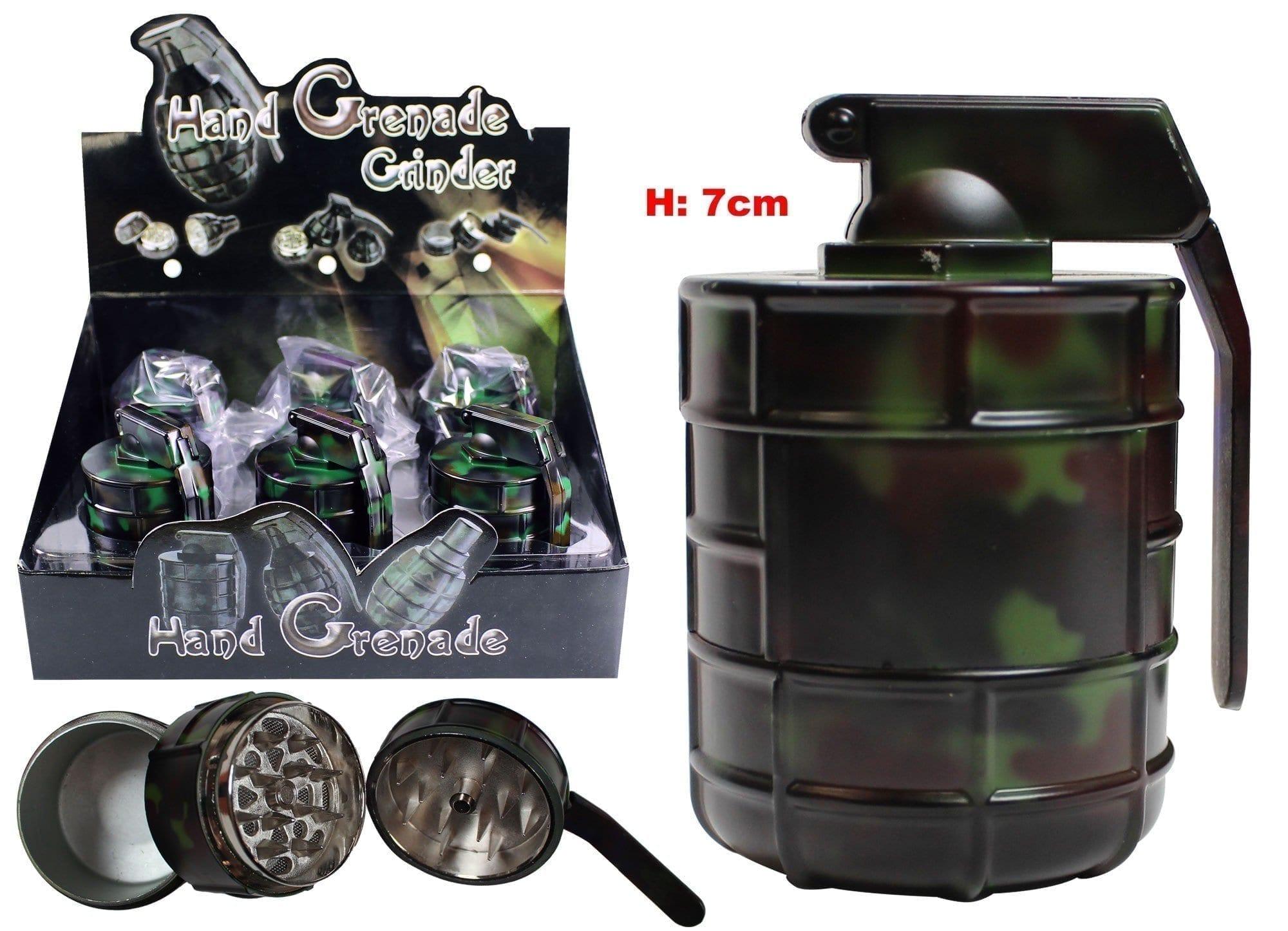3pc Grenade Grinder