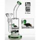 Stone Age With Turtle & Honeycomb Perc Green