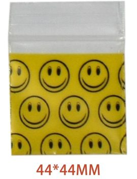 Smiley Face Bag 44mmx44m
