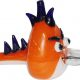 3G Angry Bird Coloured Pipe (15cm)