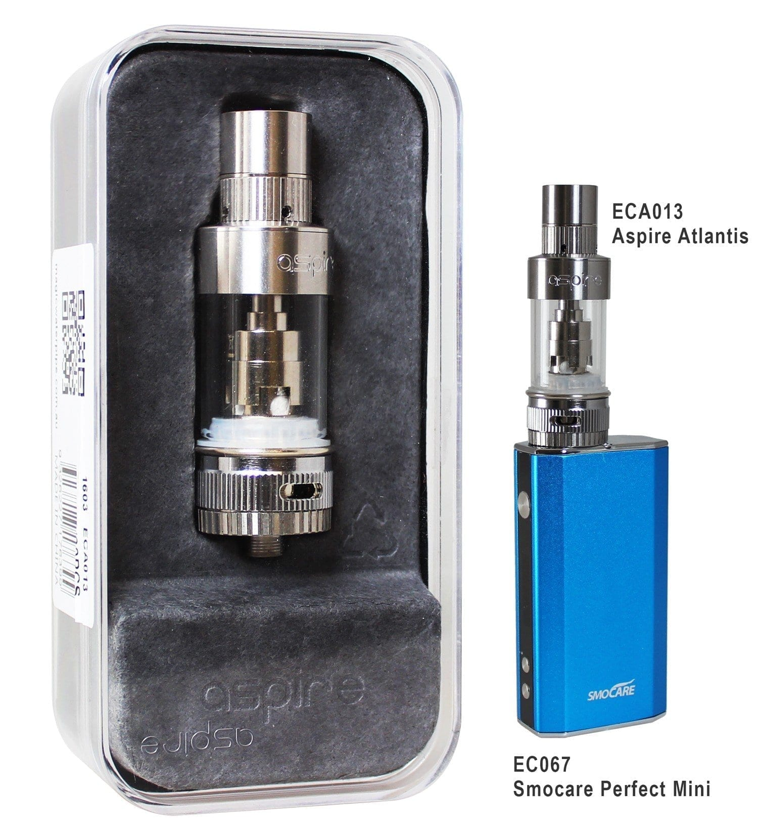 Atlantis 2 Atomizer With Cooling System