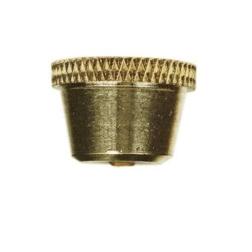 Small Bonza Cone Brass