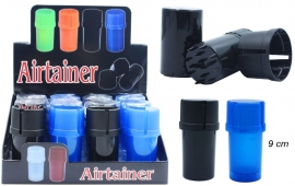 Airtainer- Airtight Container With Grinder