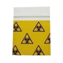 Biohazard Bag 32mm x 32mm