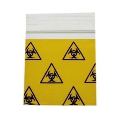 Biohazard Bag 32mm x 32mm
