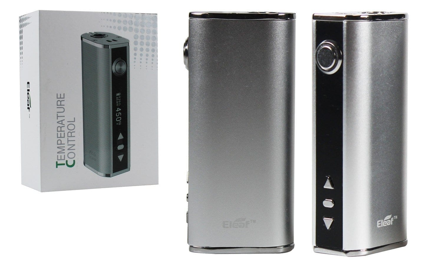 Eleaf iStick 40w - Silver 2600mah Battery