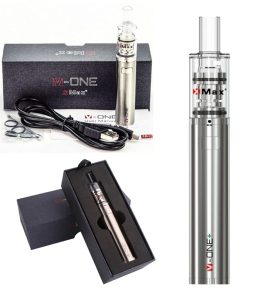 Xmax V-one Wax Vape Pen - Silver