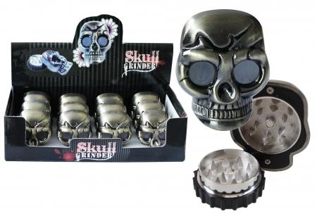 Metal Skull Grinder