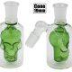 Skull Tar Catcher Chamber - Green