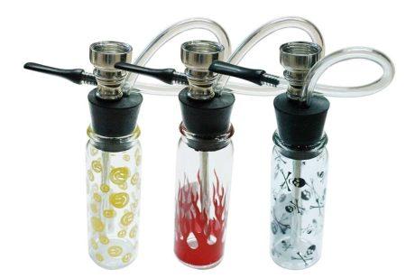 Mini Glass Hookah