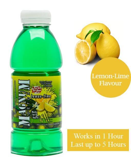 Magnum Detox - Lemon/Lime