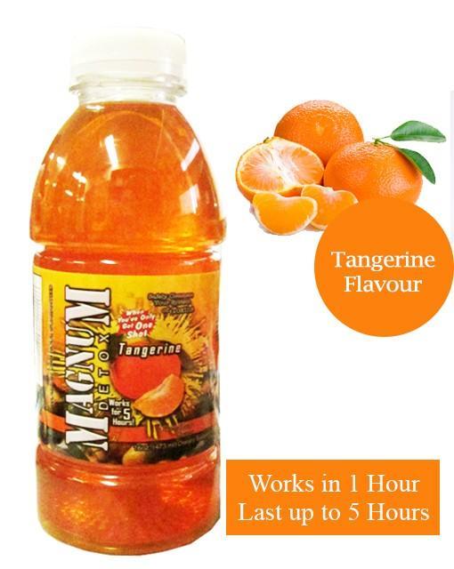Magnum Detox - Tangerine