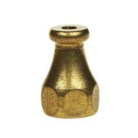 Hexagonal Brass Mouth Piece