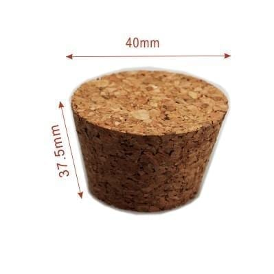 Oil Pourer Cork Individual Packed ( Top Diameter: 40mm)