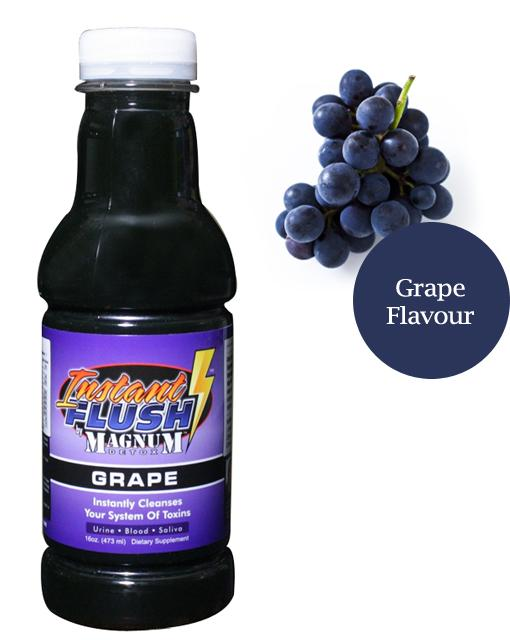 Magnum Instant Flush - Grape (473ml)