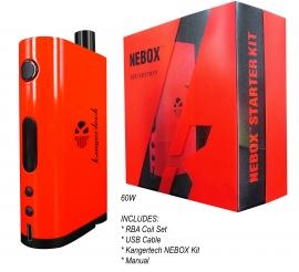 Kangertech Nebox Starter Kit - Red