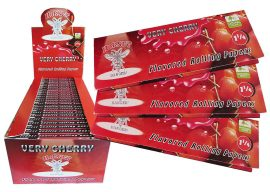 Hornet Rolling Papers Standard Size - Very Cherry Flavour