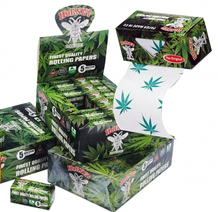 Hornet Rolling Papers 5 metre Length