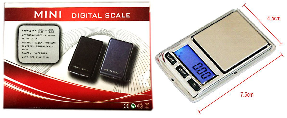 Mini Digital Scale (100g/0.01g)