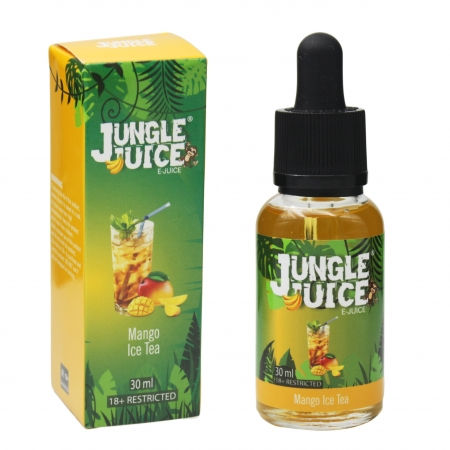 Jungle Juice - Mango Ice Tea E-Juice