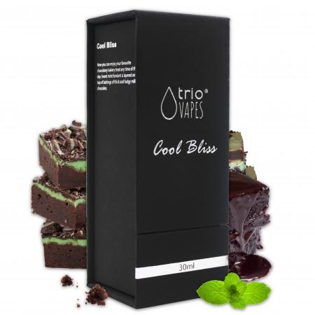 Trio Vapes Premium E-Liquid - Cool Bliss