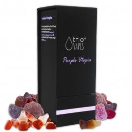 Trio Vapes Premium E-Liquid - Purple Utopia