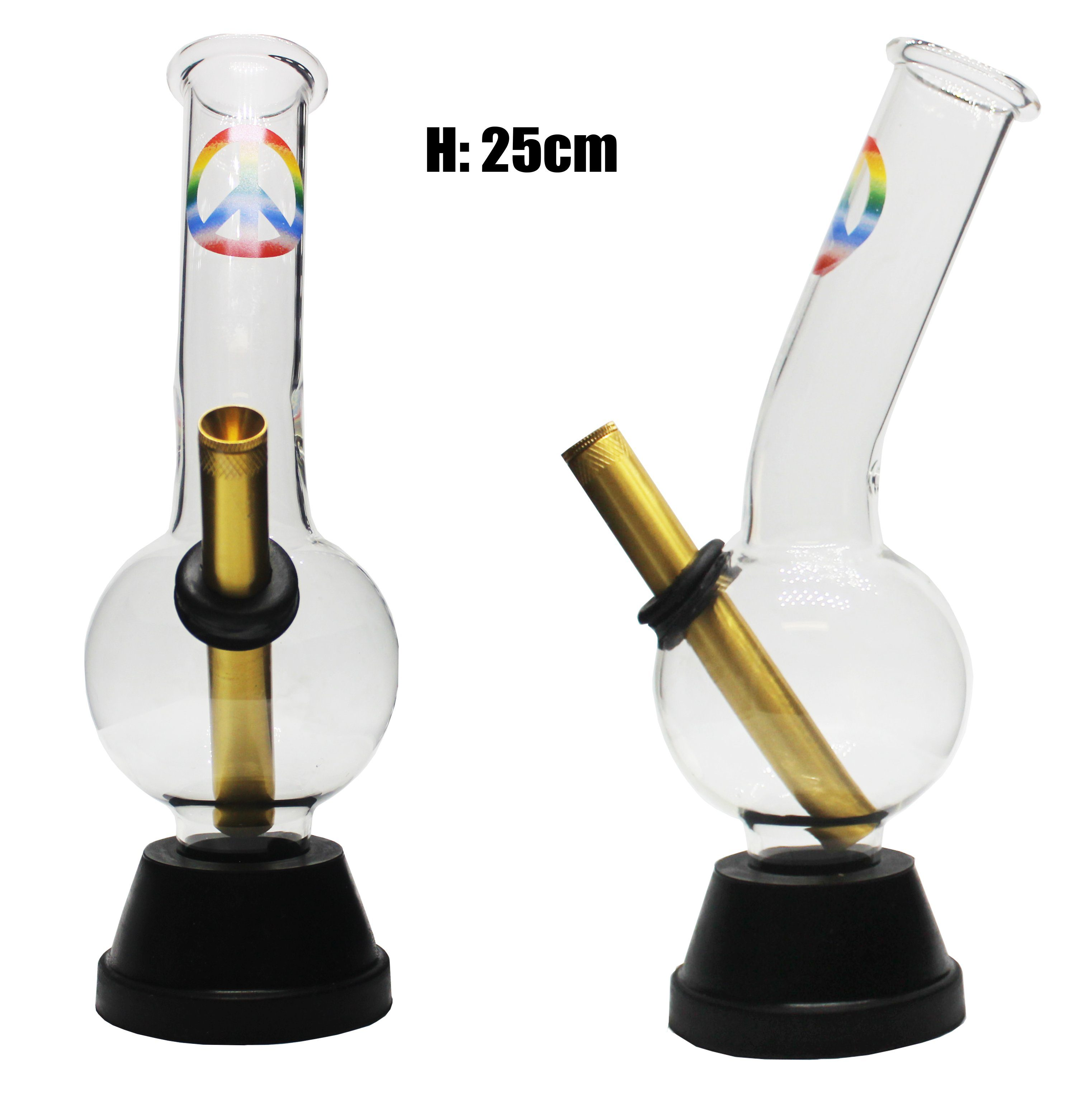 Medium Peace Bonza (25cm)