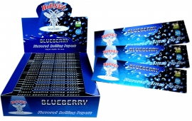 Hornet Rolling Papers King Size - Blueberry Flavour