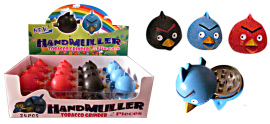Angry Birds Grinder Size: S (4.5cm)