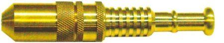 Brass Smokeless Pipe (6.5cm)