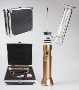 Wax / Oil Vapourizer Gold