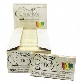 Randy's Roots Papers Organic Hemp (77mm)