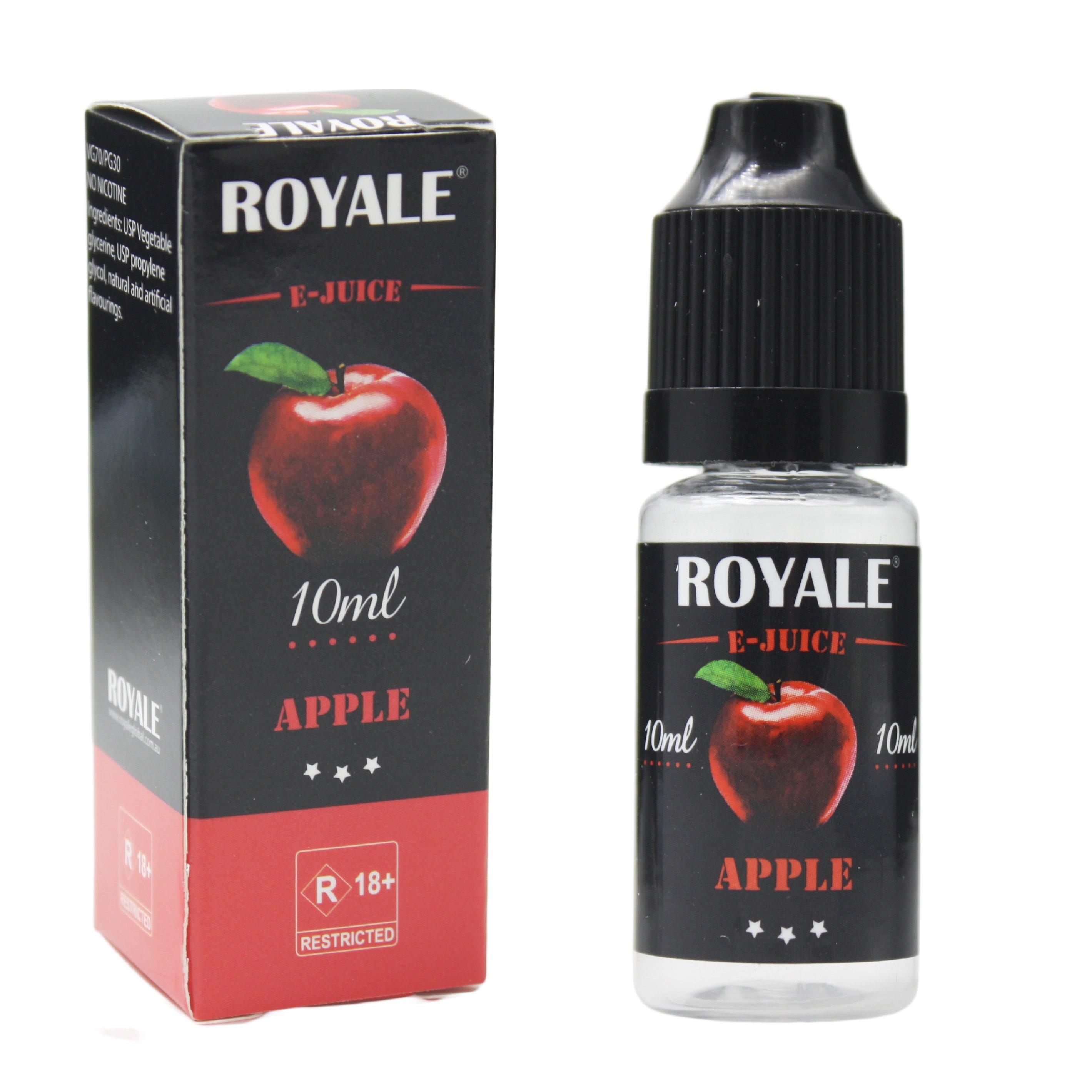 Royale Apple E-Juice