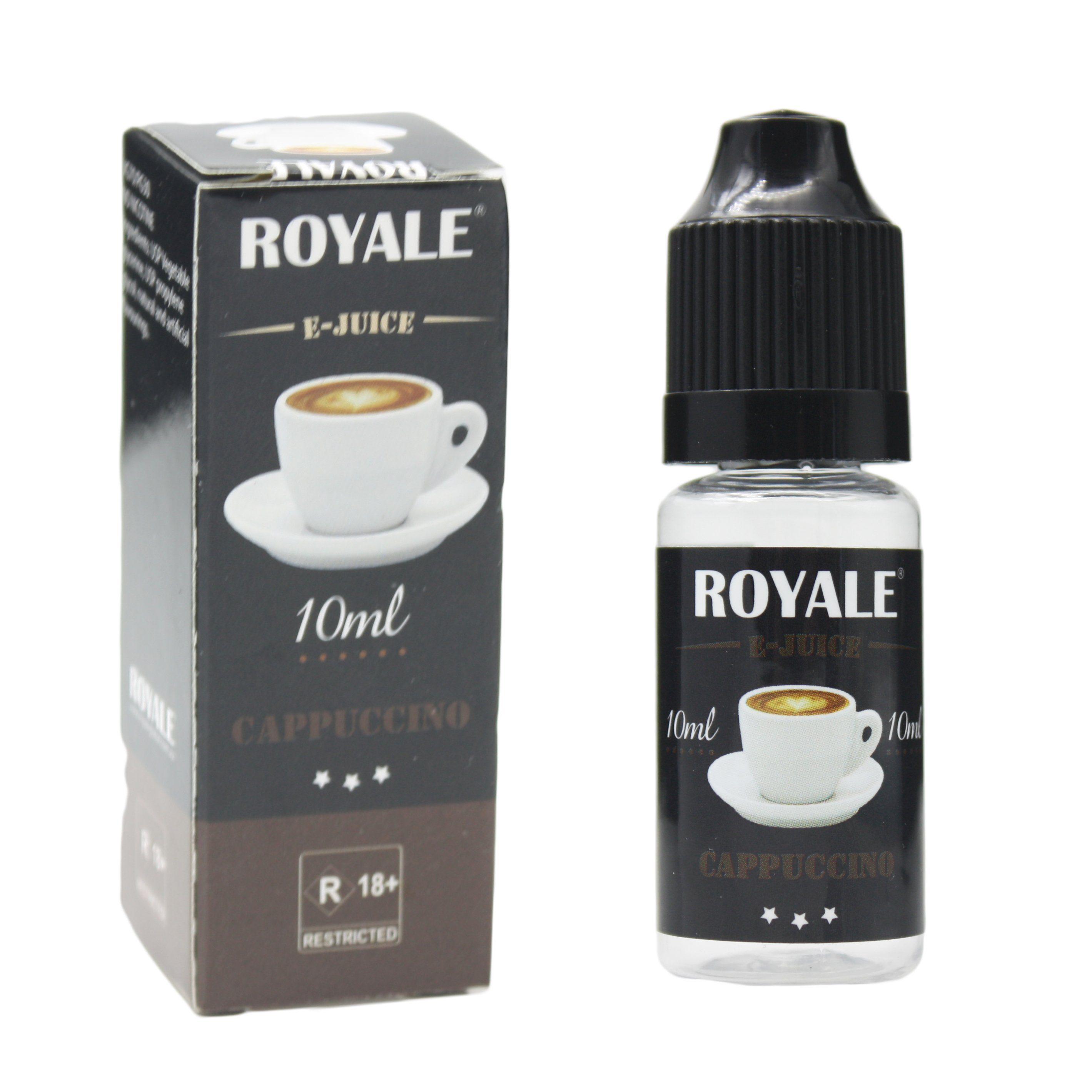 Royale E-juice- Cappuccino