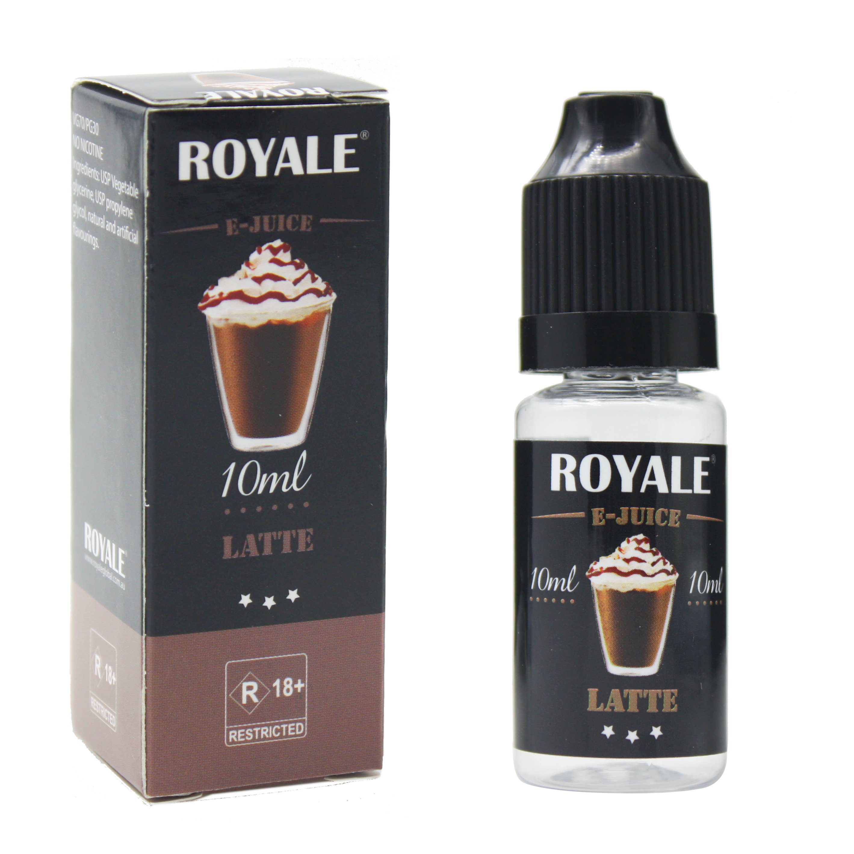 Royale E-Juice - Latte 10ml