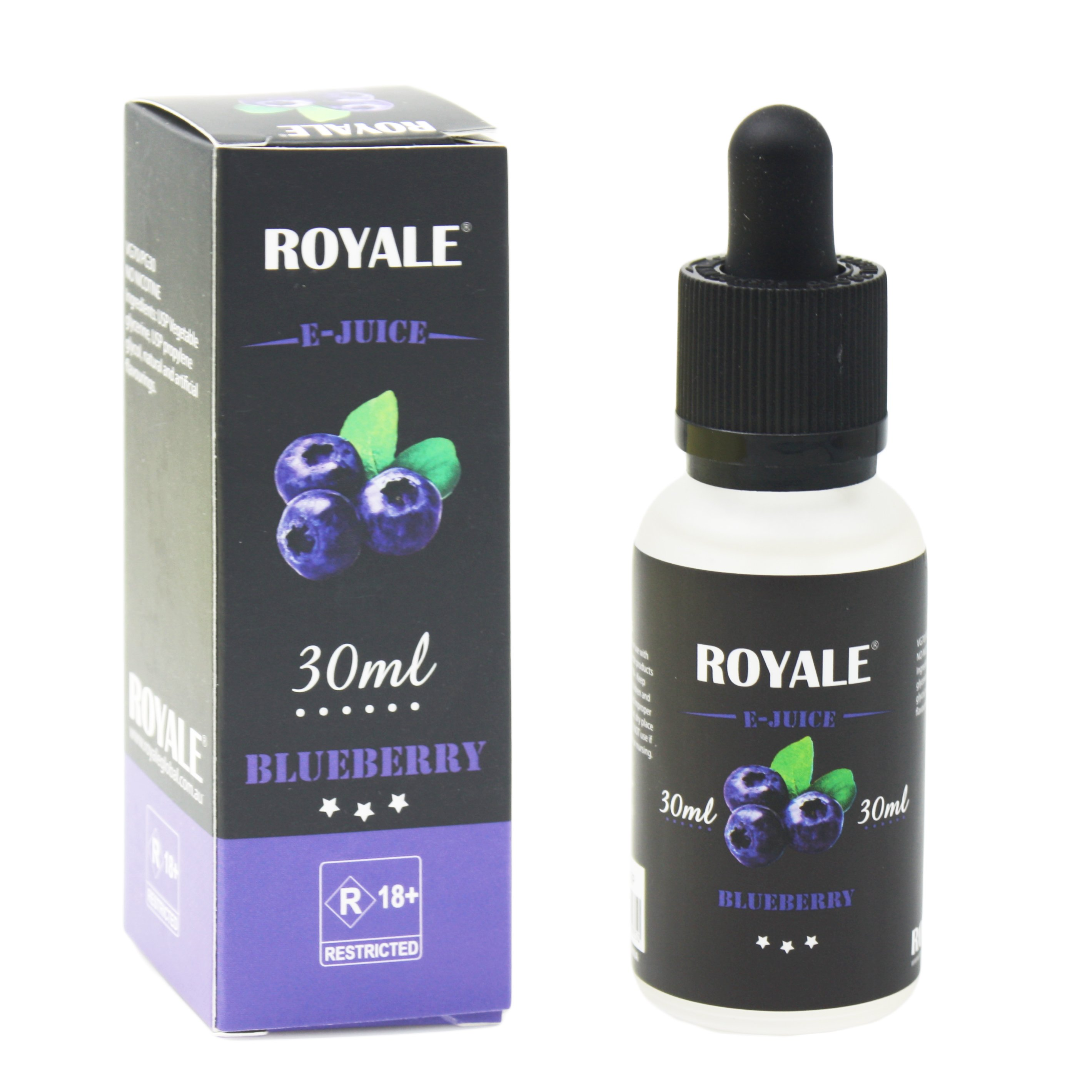 Royale E-Juice - Blueberry